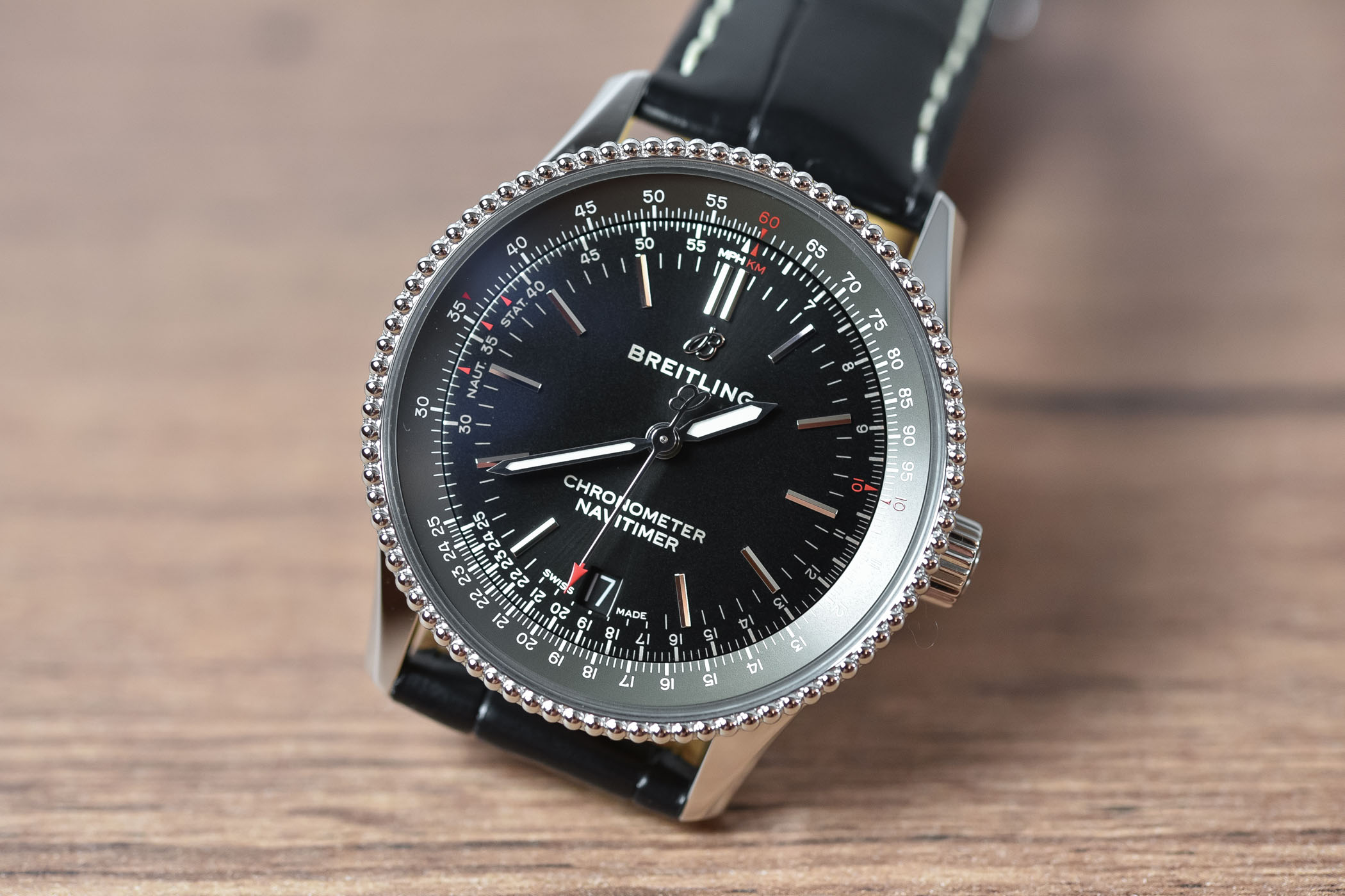 Breitling Navitimer 1 Automatic 38mm Replica Watches Swiss Movement